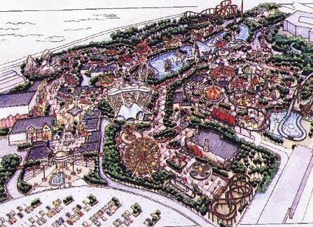 Master planning a theme park the first steps as the overall design vision for the project takes form more detailed views of smaller parts of the project such as an individual themed area can also be malvernweather Image collections